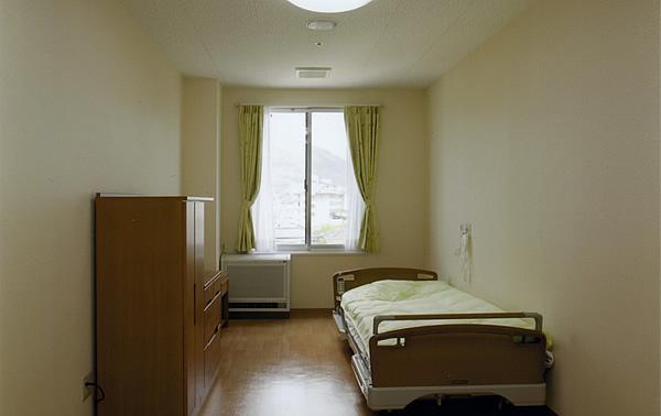 全室個室のユニットケア