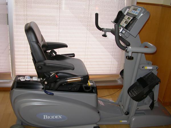 腕と足の運動用機器